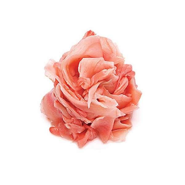 Имбирь маринованный розовый